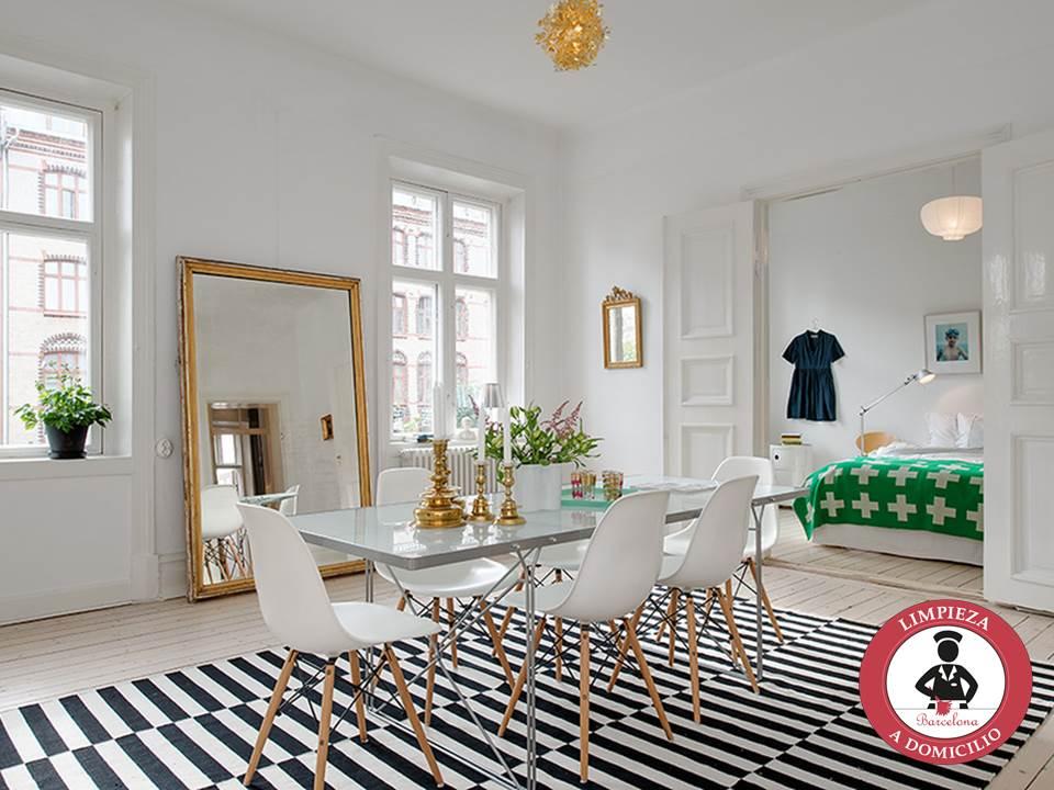 C mo limpiar paredes pintadas limpieza a domicilio barcelona - Como limpiar paredes ...